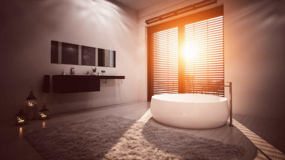 Bespoke Bathrooms with freestanding baths